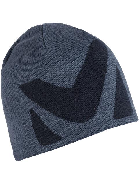 Millet Logo Beanie Men Teal Blue/Ink